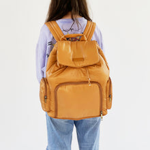 Load image into Gallery viewer, Cheeky Lime Backpack | Caramel