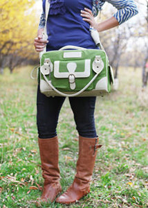 Cheeky Lime Classic Bag Green