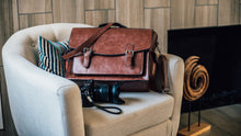 Load image into Gallery viewer, Locho Satchel | Brown
