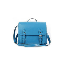 Load image into Gallery viewer, Clyde Tech Satchel | Blue