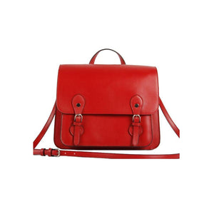 Clyde Tech Satchel | Red
