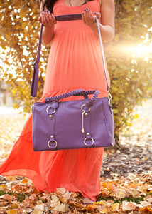 Livy Bag | Purple