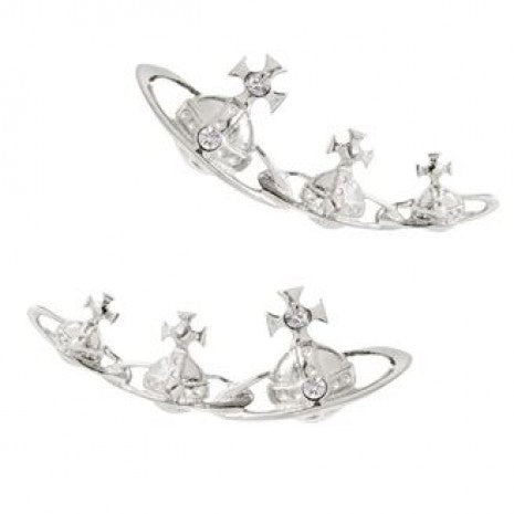 Vivienne Westwood Candy Earrings - Rhod
