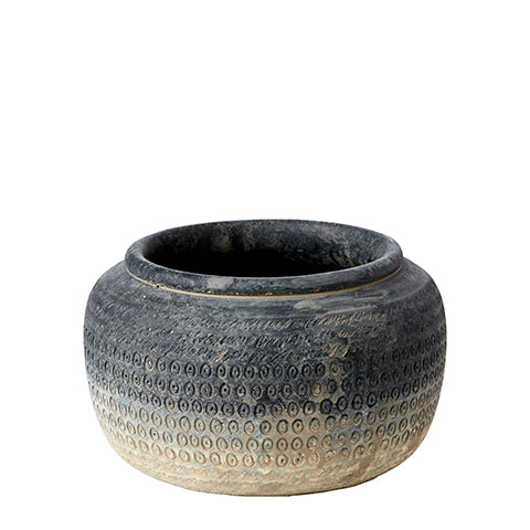 Ceramic Plant Pot Medium