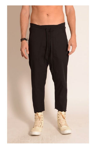 thom/krom SS19 MST121 Mens Trousers - Black