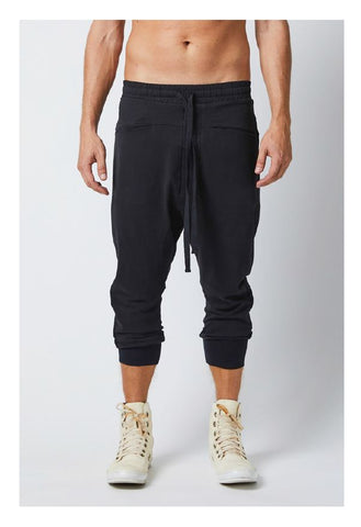 thom/krom SS19 MST126 Mens Trousers - Black