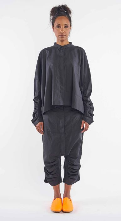 Rundholz SS19 1340107 trousers in black