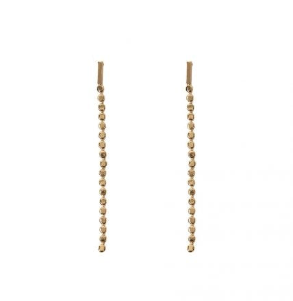 Rebecca Long Structured Earrings