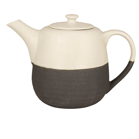 TEA POT 'ESRUM' STONEWARE