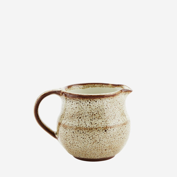Stoneware Jug - Brown