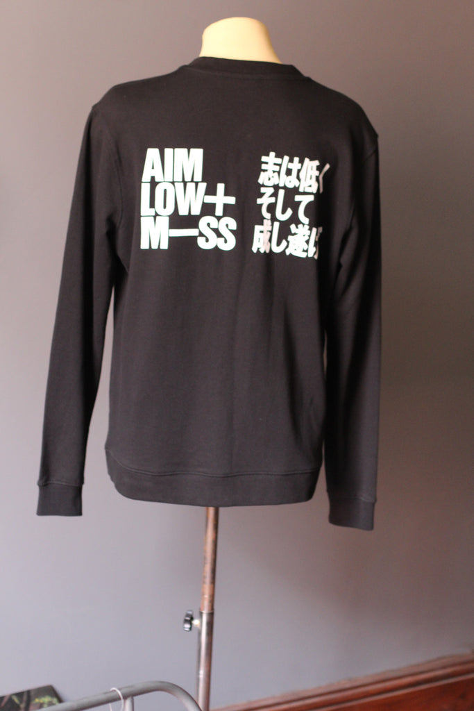 AIM LOW + M-SS Bomber Jacket