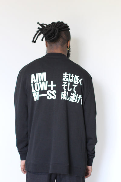 AIM LOW + M-SS Bomber