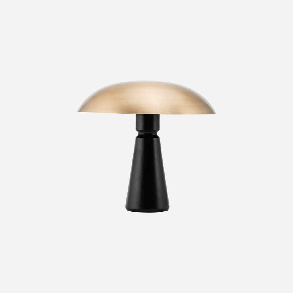 Table Lamp, Thane, Black/Brass