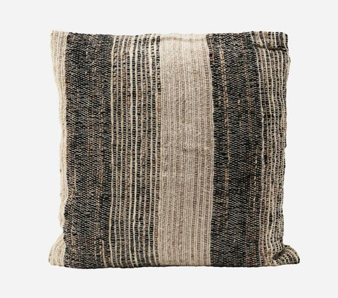 Linn Brown Cushion