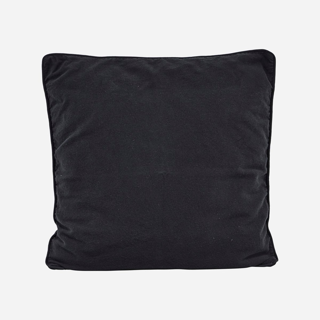 Cushion cover, Alwar, Black