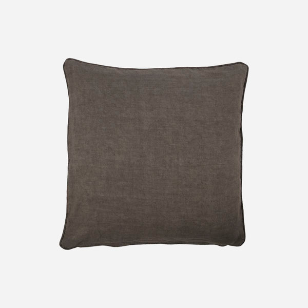 Cushion cover, Sai, Dark grey
