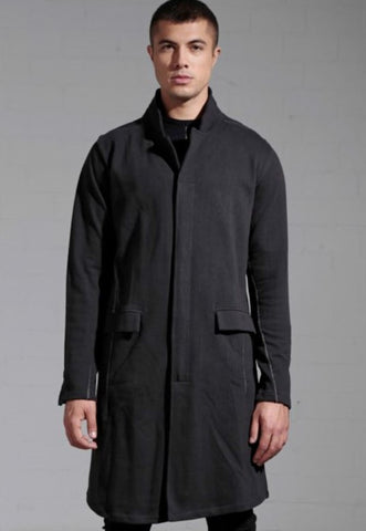 thom/krom AW18 Mens Coat Black