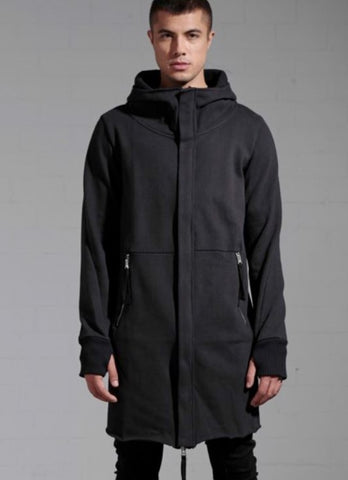 thom/krom AW18 Mens Jacket Black