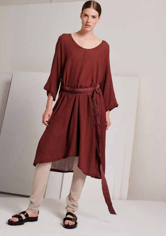Transit SS20 Rust Dress