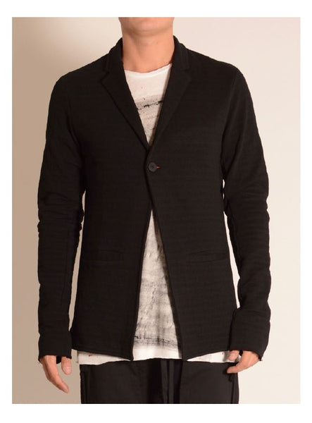 thom/krom SS19 M B 30 Mens Jacket - Black