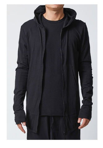thom/krom SS19 MST328 Mens Jacket - Black