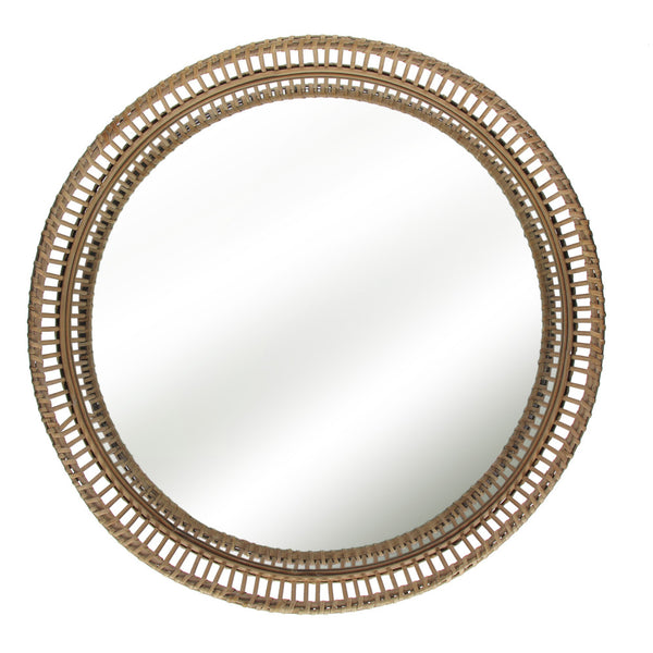 Bamboo Tray/ Mirror