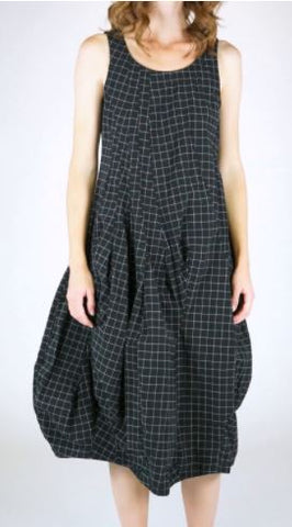 Rundholz SS21 3830906 Dress - Black Check