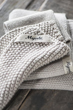 Dish Cloth - Mynthe Sand Knitted