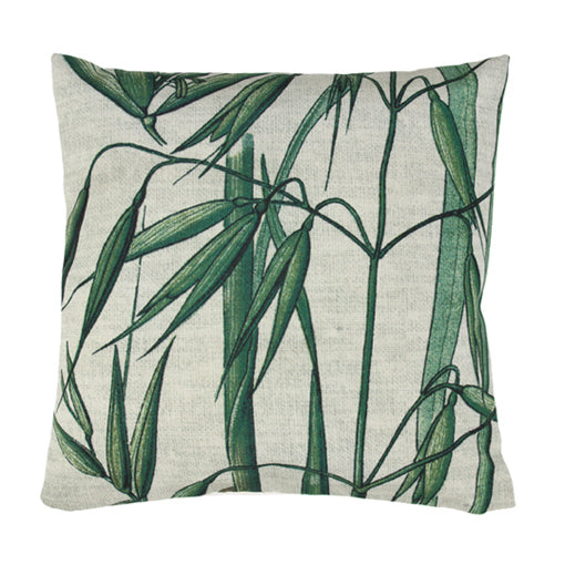 printed bamboo cushion (45x45)