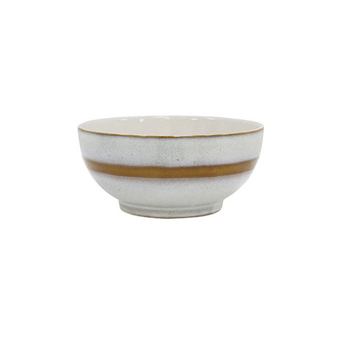 Ceramic 70's Salade Bowl Medium