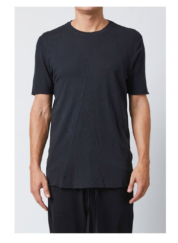thom/krom SS19 T S 414 Mens t Shirt- Black