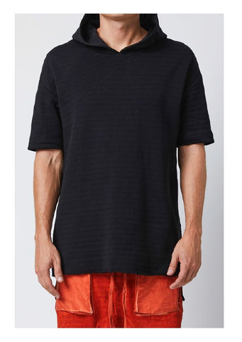 thom/krom SS19 T S 428 Mens T Shirt black