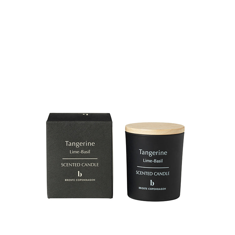 SCENTED CANDLE 'TANGERINE'