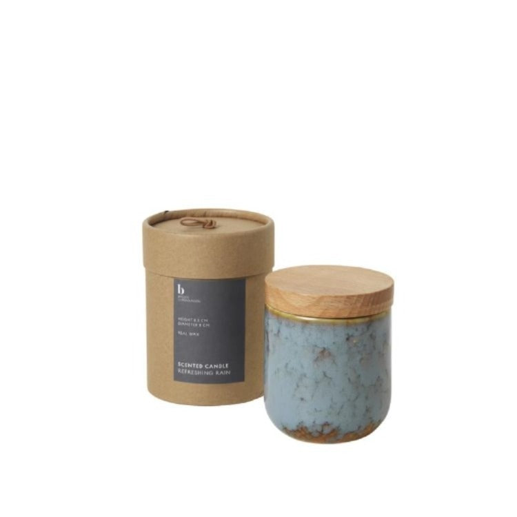 SCENTED CANDLE 'REFRESHING Rain