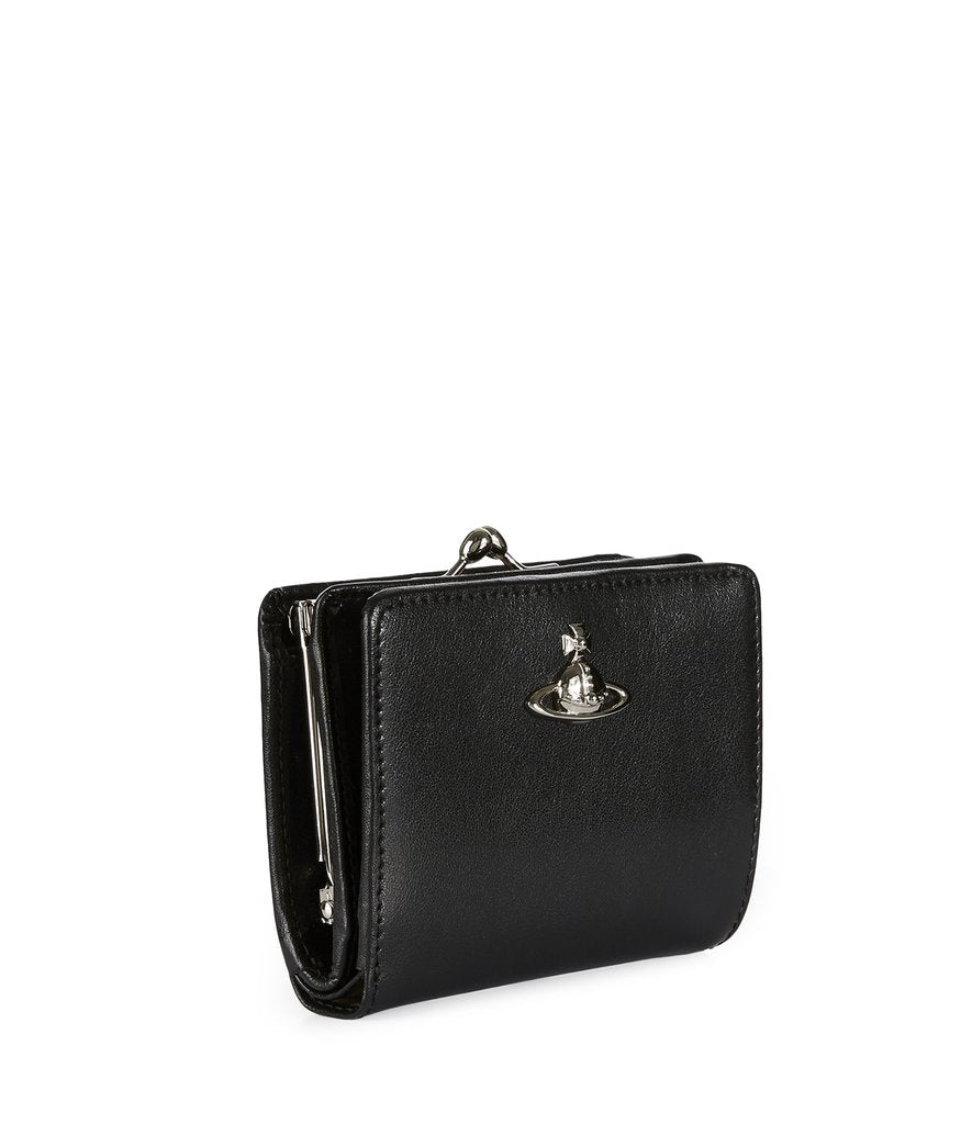 VIVIENNE WESTWOOD AW18 MATILDA WALLET WITH FRAME POCKET