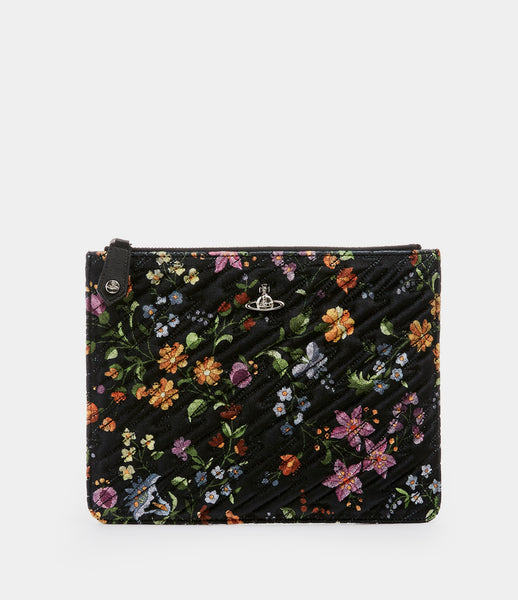 Vivienne Westwood AW18 Coventry Quilted Pouch
