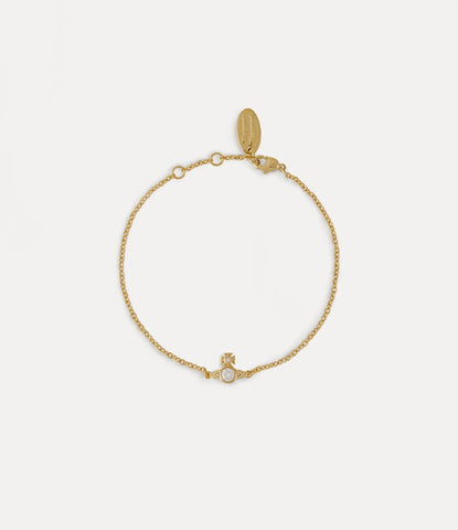 London gold-tone orb bracelet