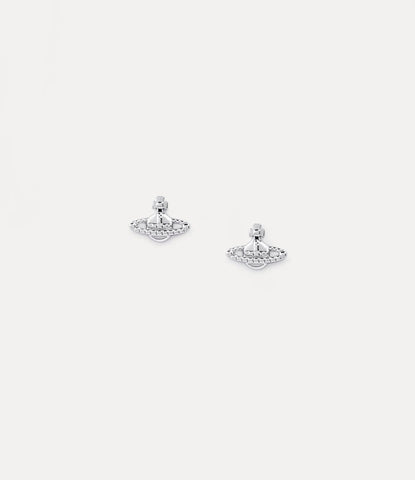 Vivienne Westwood Farah Earrings - Rhodium