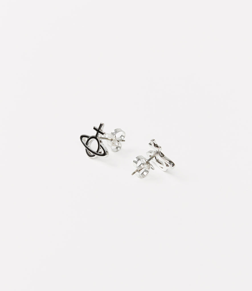 Vivienne Westwood Ornella Bas Relief Earrings