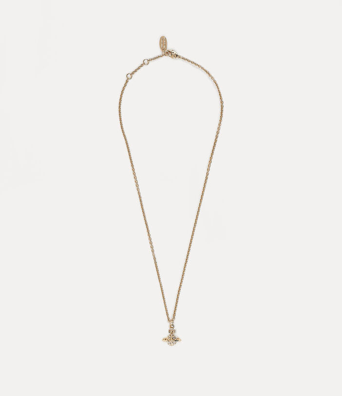 Vivienne Westwood Mayfair Small Orb Pendant - Gold