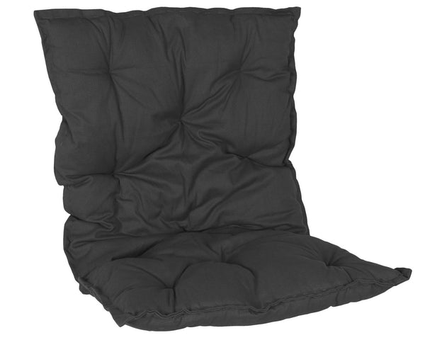 Chair Cushion- Black Canvas
