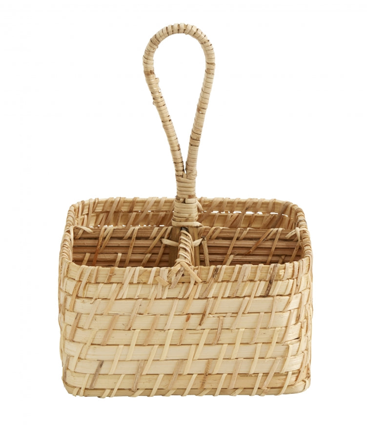 MERIAN basket. natural