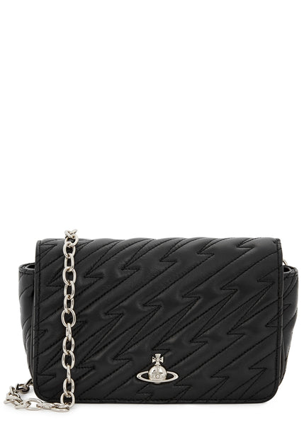 Vivienne Westwood Coventry Mini Crossbody Leather