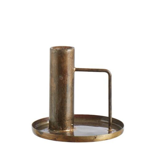 Brass Thomas Candle Holder