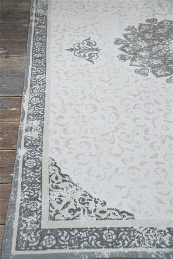 Rug - Dusty flower 160x240cm