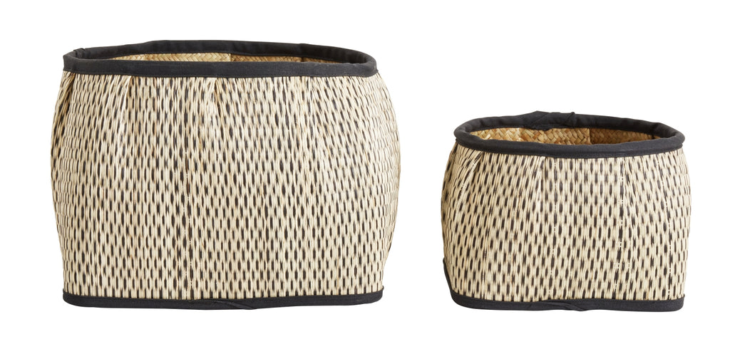 Seagrass Square Basket  - small