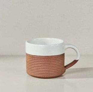 Mali Ribbed Coffee Mug