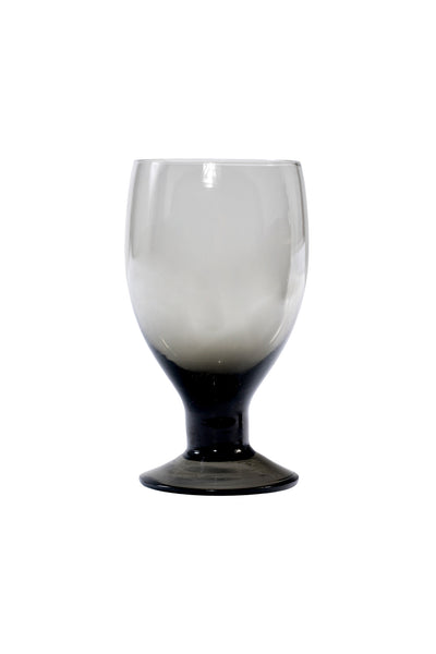Gray Wine Glass