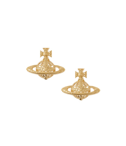 Vivienne Westwood Dolores Earrings- Gold