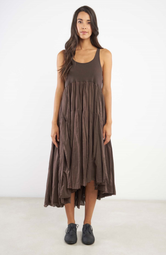 Rundholz SS20 2430905 Dress - Rust